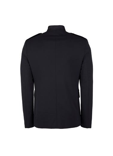 Balmain Ceket Siyah